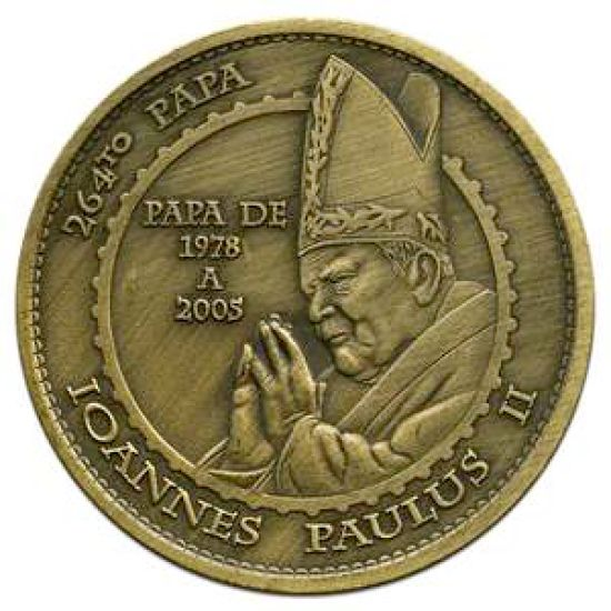 Portugal - PAPE Jean Paul II