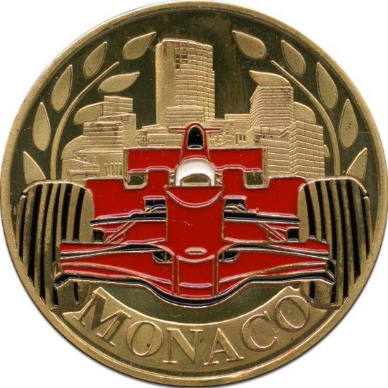 98 MONACO