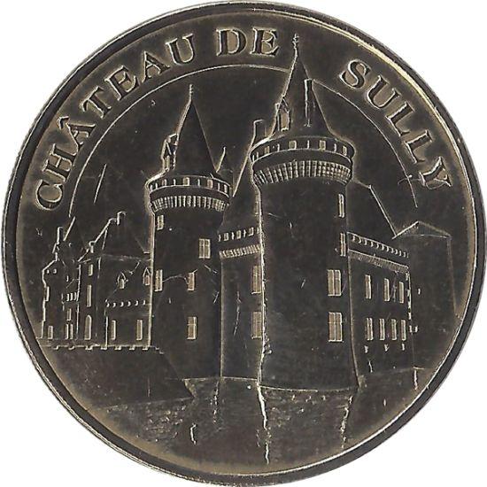 LE CHATEAU DE SULLY SUR LOIRE