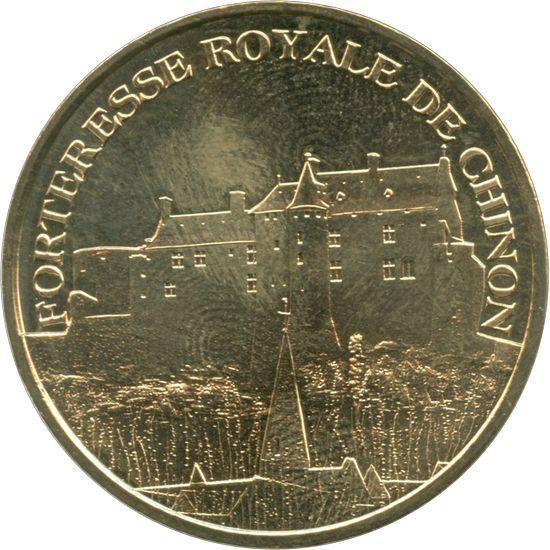 Forteresse Royale De Chinon 1