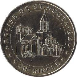 Église St Nectaire