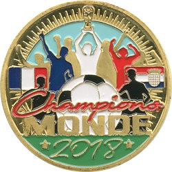 CHAMPION DU MONDE 2018