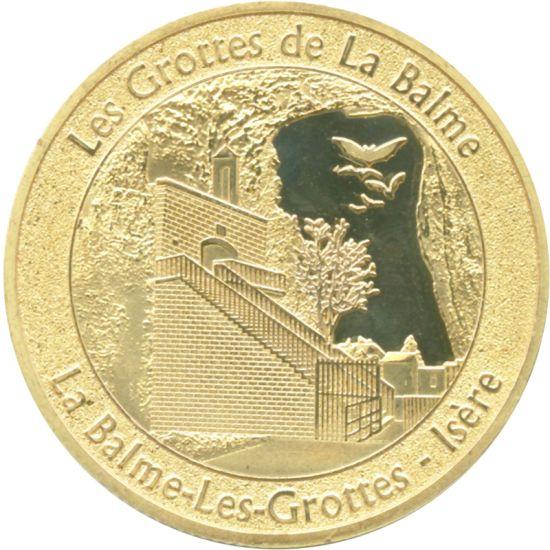 38 - GROTTE DE LA BALME