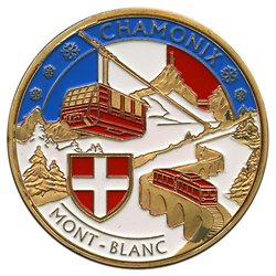 74 CHAMONIX MONT-BLANC