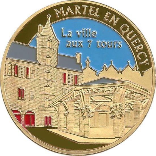 46 - MARTEL EN QUERCY