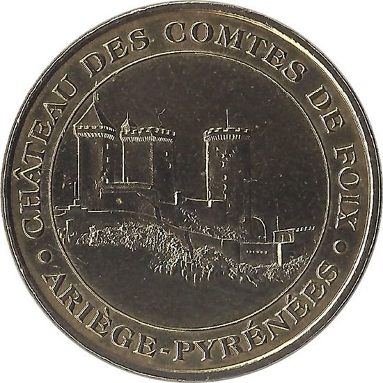 Château Des Contes De Foix 1