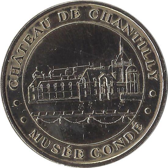 Château De Chantilly 1-Musée Condé