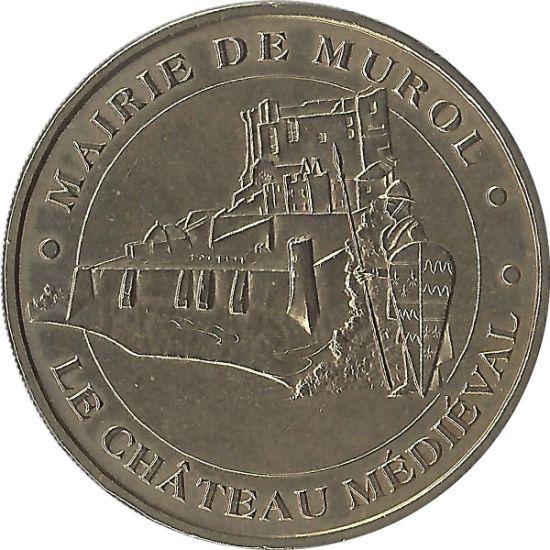 Château De Murol 1-Château Médiéval