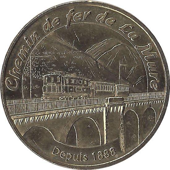 Chemin De Fer De La Mure-Depuis 1888