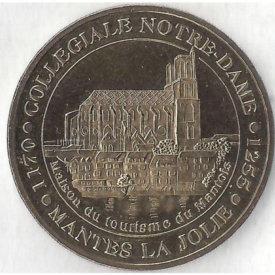 Collégiale Notre Dame-Mantes La Jolie