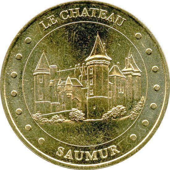 Le Château de Saumur 2