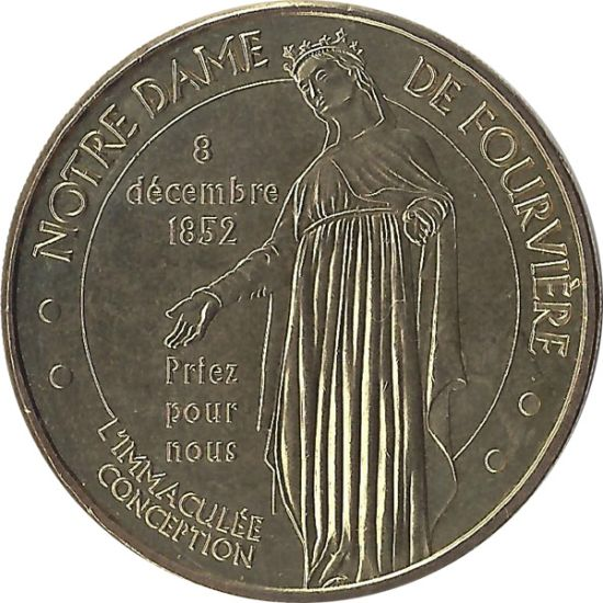 Notre Dame De Fourviere 2