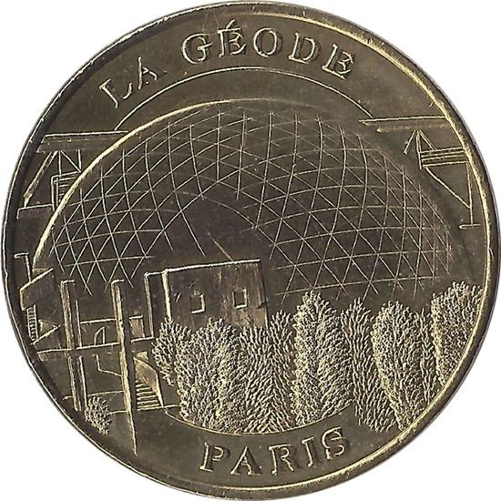 La Géode 3