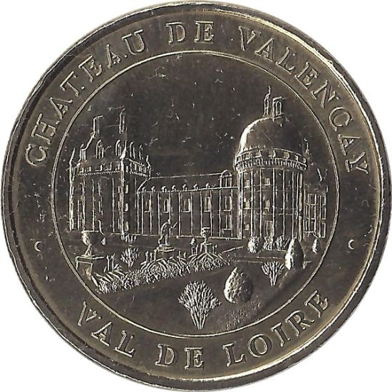 Le Château De Valencay-Val De Loire
