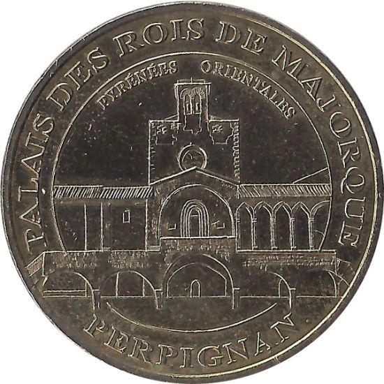 Le Palais Des Rois De Majorque-Perpignan