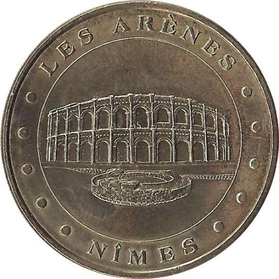 Les Arenes De Nimes 2-Face Cerclee