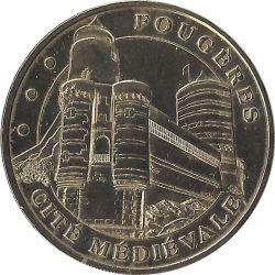 Cité Médiévale DE Fougères 2