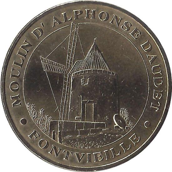 Moulin D'Alphonse Daudet-Fontvielle