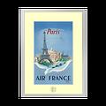 Prêt à encadrer Paris Tour Eiffel