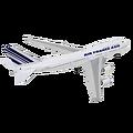 B747-400 Air France Asie