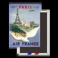 Magnet Affiche Paris tour Eiffel