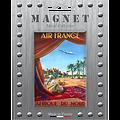 Magnet Affiche Afrique du nord