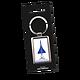 Porte-clé métal Concorde icône 50th
