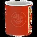 Mug Citation Mexico fond brique