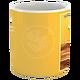 Mug Citation Egypte fond jaune