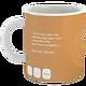 Mug Citation Afrique fond marron