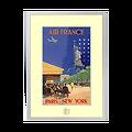 Prêt à encadrer Paris - New York