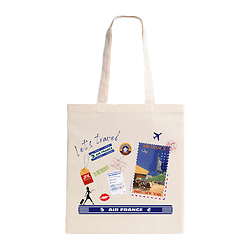 Totebag Paris New-York