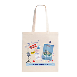Totebag Paris Tour Effeil