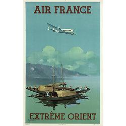 Affiche Extrême Orient 63x100 A044
