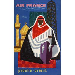 Affiche Proche Orient 63x100 A111