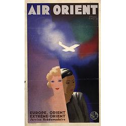 Affiche Air Orient 63x100 A125
