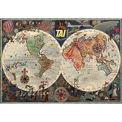 Planisphère TAI 63x100 A356