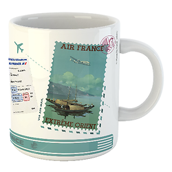 Mug Let's travel Air France Extrême Orient