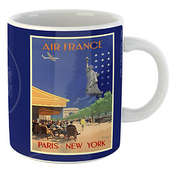 Mug Citation Paris New-York