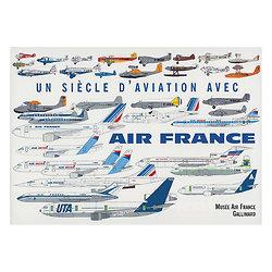 Livre Un siècle d'aviation