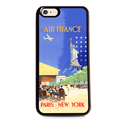 Coque iPhone 7+/8+ Paris New-York