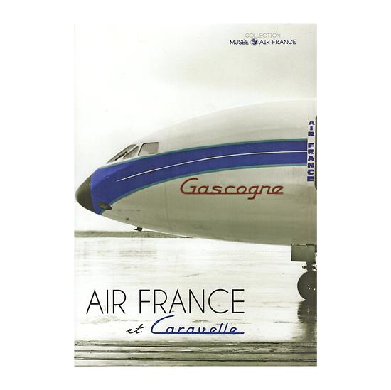 Livre Air France et Caravelle