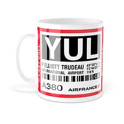 Mug A380 YUL Montreal AF346