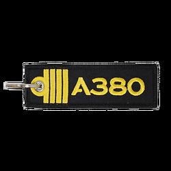 Porte-Clefs Commandant de Bord A380