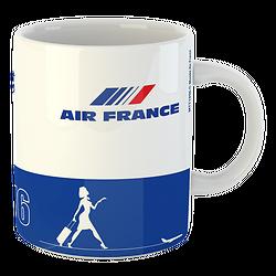 Mug Air France Logo 1976