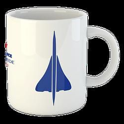 Mug Air France Concorde 1976-2003