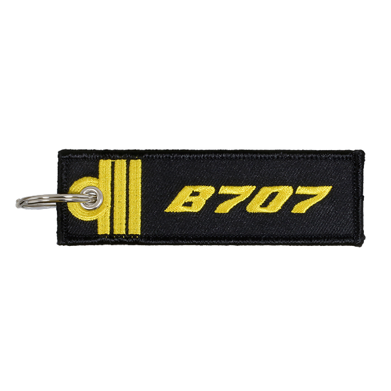 Porte-Clefs Officier Pilote de Ligne B707