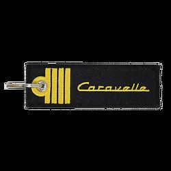 Porte-Clefs Commandant de Bord Caravelle