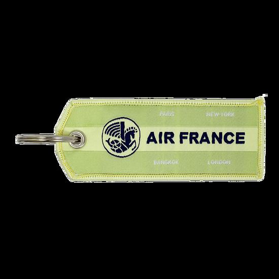 Porte-Clefs Flamme Vintage Vert clair 577