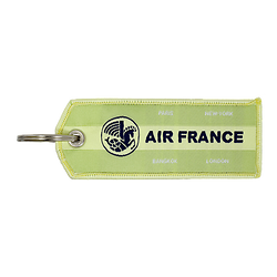 Porte-Clefs Flamme Vintage Vert 577